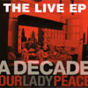 A Decade: The Live EP